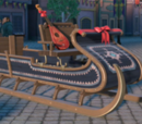 Kristoff's sled
