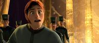 Hans stops Elsa