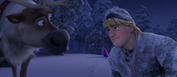 Kristoff and his conscience