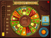 Sensei's Wheel
