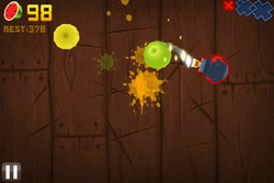 Fruit Ninja Classic Mode