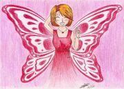 Kyoko Honda the Red Butterfly