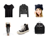 Tenue Catwoman Polyvore