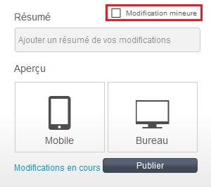 Fichier:Modification mineure.png