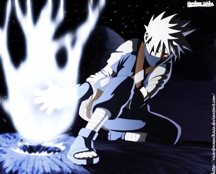 Chidori kick