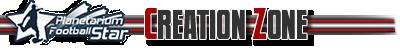 Mainpage creation zone