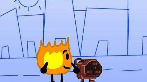 FSN Firey & Rusty Bumper