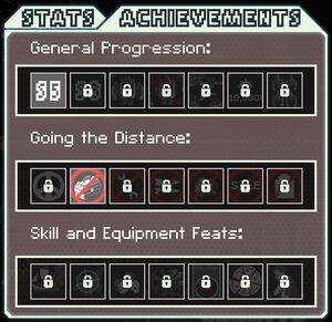 FTL Slightly Used Achievement Screen