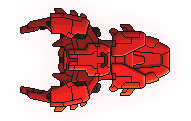 Miniship mantis cruiser