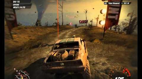Fuel Tornado Warning