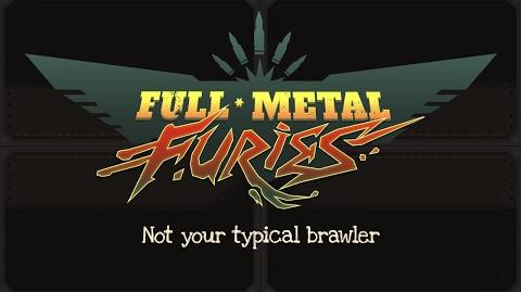 Full Metal Furies Wiki