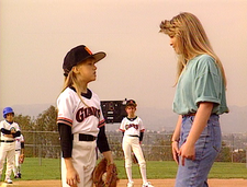 Stephanie plays the field