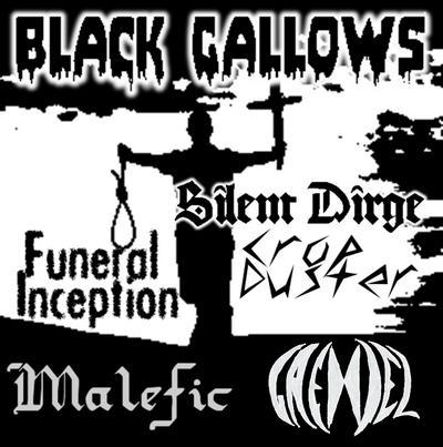 Live- black gallows