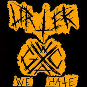 We Hate - Cover