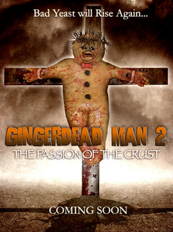 Gingerdead man passion