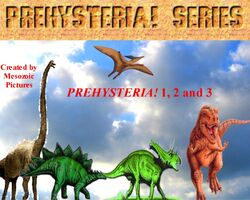 Prehysteria Poster