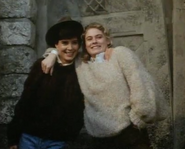 Michelle and Mara