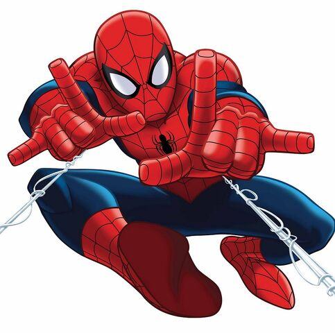 File:Ultimate Spider-Man Adventures Vol 1 4 Textless.jpg