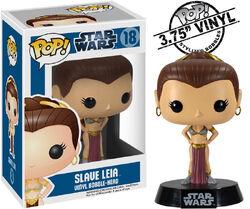 Star Wars Pop! 18 Slave Leia