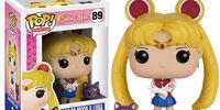 Sailor Moon & Luna
