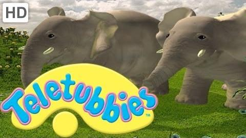 Teletubbies Magical Event- Animal Parade - Clip