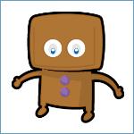 Funorb brick a brac ginger icon