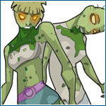 Funorb zombiedawn zombie pair icon