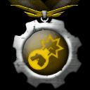 Golden Bomb--large