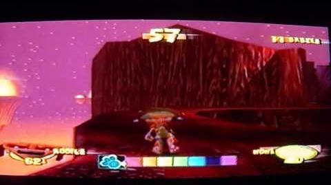 Fur Fighters Dreamcast Prototype - Alt. Bad Place Exit