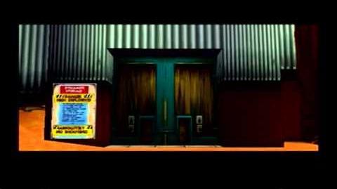 Fur Fighters Viggo's Revenge (PS2) - Compound Factions Explosives Storage Glitch