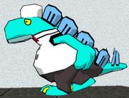 Dino-chef