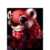 Red raz beary