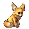 1146-gold-fennec-fox