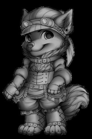 File:Steampunk wolf base.png