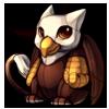 1060-bald-eagle-gryphon-plush