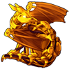 1762-gold-mechanical-dragon