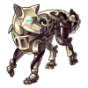 1773-silver-mechanical-wolf