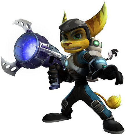 File:Ratchet & Clank 2 Promo.png