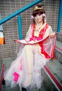 Miaka cosplay