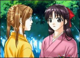 Mariko and takiko