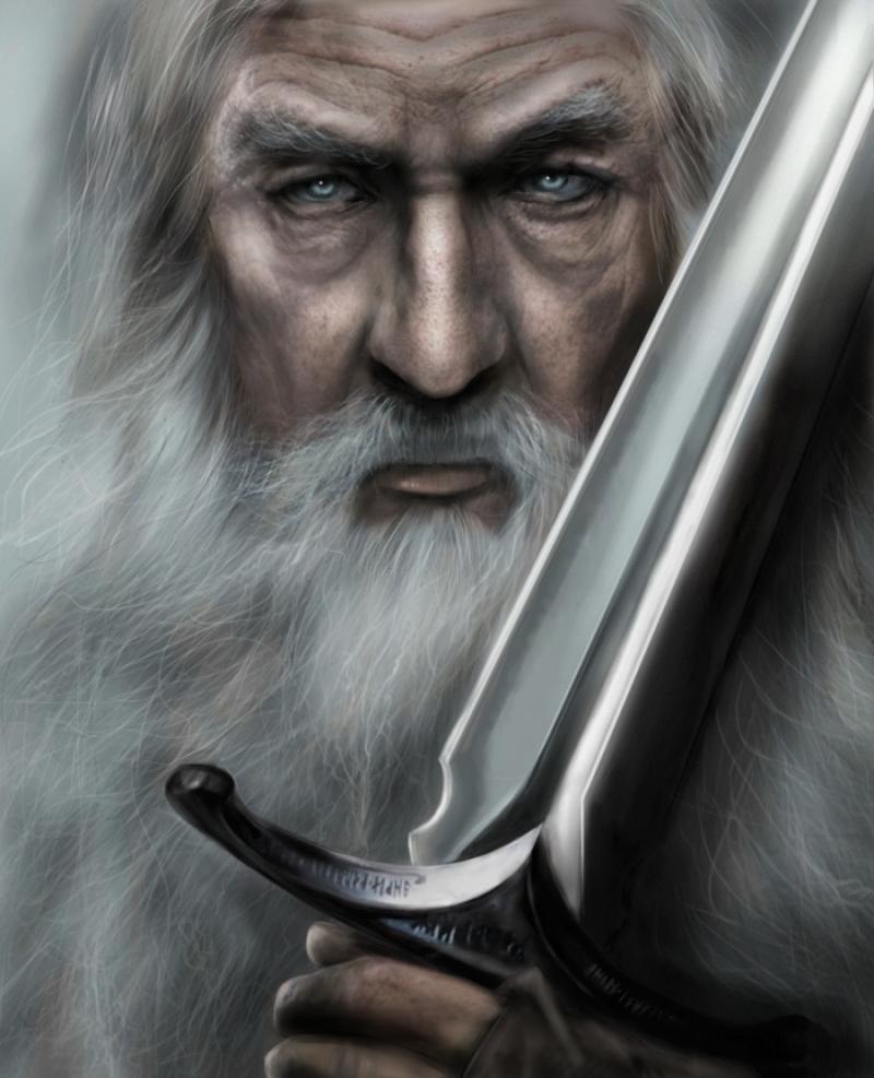 Gandalf by misspendleton-d5tozf4