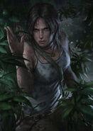 Lara croft reborn contest entry by chrisnfy85-d5xwt7a