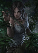 Lara croft reborn contest entry by chrisnfy85-d5xwt7a