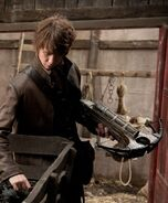 Hansel with weapons image