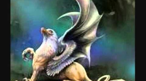 Mythical Creatures 3 GRIFFIN