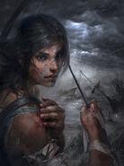 Lara croft tomb raider reborn 2013 by robinruan-d5xr95b