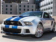 Mustang gt need for speed 4