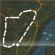 Tootie's Route