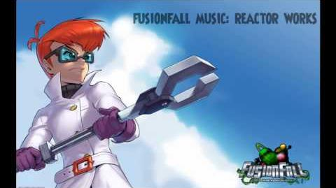 Fusionfall Music - Reactor Works(Infected Zone)