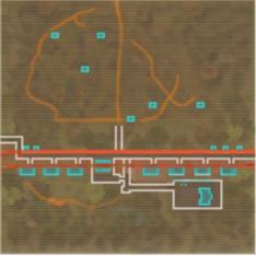 Eternal Vistas Map
